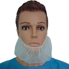 Polypropylene disposable blue beard mask for operating room
