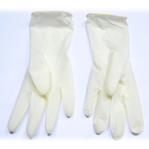 xl sterile polyisoprene powder free latex surgical gloves