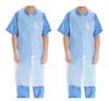 xl polythene disposable aprons for sale