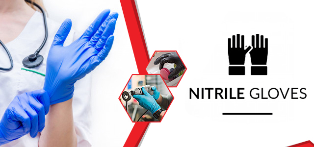 Are Nitrile Gloves Latex Free?