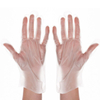 TPE plastic disposable hand gloves for food service